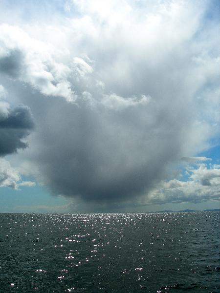 cumulonimbus cloud by john murphy