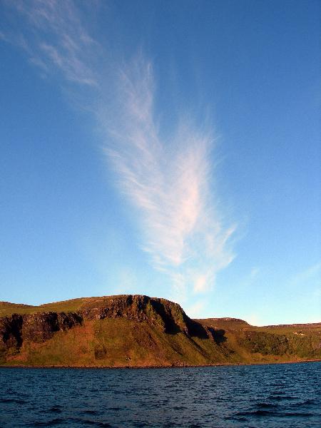 feathery cloud by john murphy