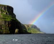 rainbow at canna - mark henrys