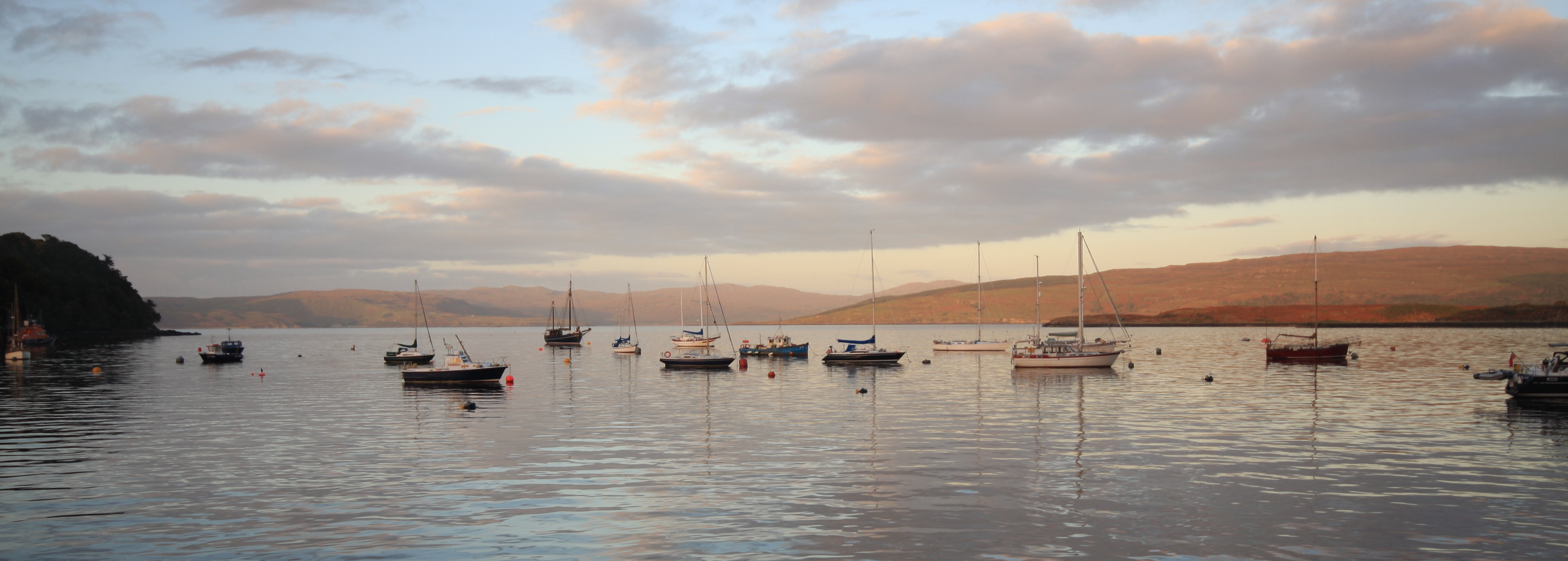 Boat cruises and charters, working from Oban, on the beautiful West coast of Scotland, we offer wildlife cruises that combine bird-watching, whale-watching, island hopping and walking