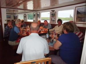 ST Kilda exp July 2013 dinner