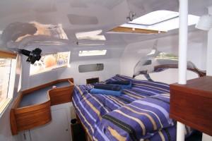 Zuza double cabin