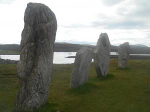 Standing Stones by Paul Moore
