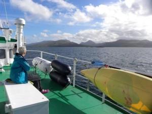 Calm Sound of Mull - Elizaabeth Blackburn