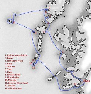 2016 St Kilda cruise map jpg
