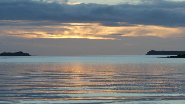 Stein sunset by Maurice Jones