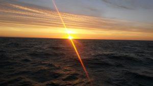 Sunrise from St Kilda by Tim Wear