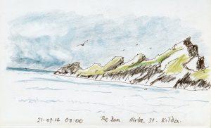 Linda Moss illustration Dun