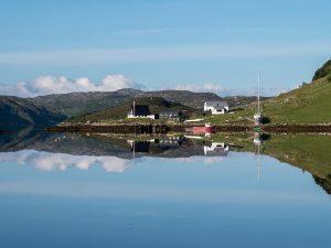 08 Loch Laxford By Hilary Broadbent